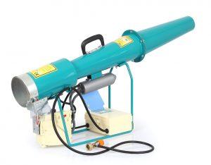 cañón mecanico 2